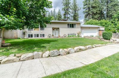 Coeur D'alene, Dalton Gardens Single Family Home For Sale: 3415 N Pine Hill Pl