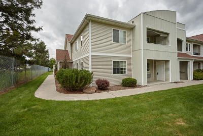 Hauser Lake, Post Falls Condo/Townhouse For Sale: 308 N Greensferry Rd #108