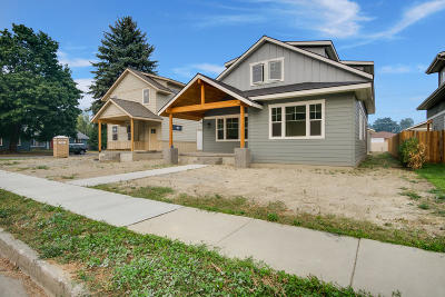 Sandpoint Single Family Home For Sale: 405 S Boyer