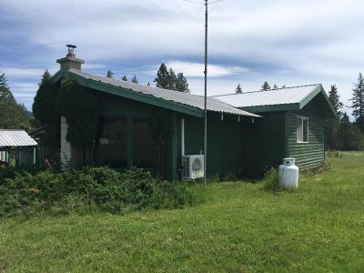 Bonner County, Kootenai County Single Family Home For Sale: 14211 E Gypsy Trl