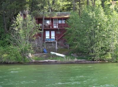 Worley Single Family Home For Sale: 1897 W Cottonwood Rd