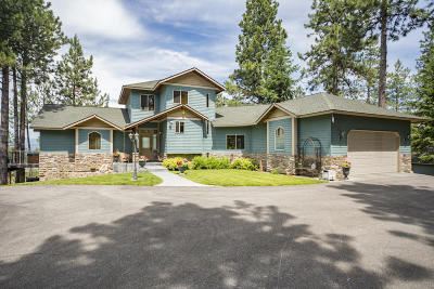 Post Falls Single Family Home For Sale: 13506 W Riverview Dr