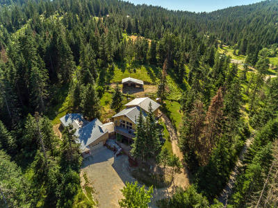 Coeur D'alene, Dalton Gardens Single Family Home For Sale: 747 S Newell Rd