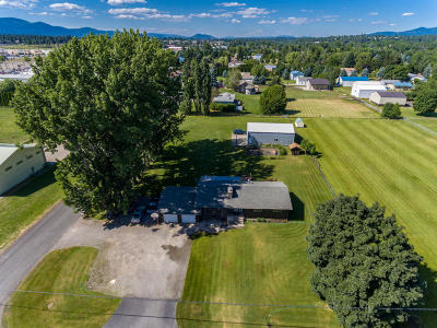 Coeur D'alene, Dalton Gardens Single Family Home For Sale: 231 E Hanley Ave
