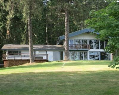 St. Maries Single Family Home For Sale: 46099 S Highway 3