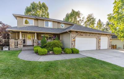 Coeur D'alene, Dalton Gardens Single Family Home For Sale: 3765 N Sutters Way
