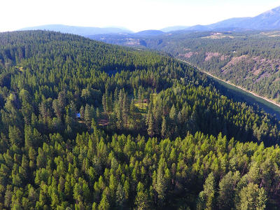 Bonners Ferry Residential Lots & Land For Sale: 734 Toboggan Ln
