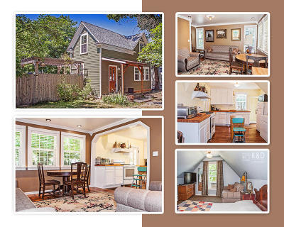 Coeur D'alene Single Family Home For Sale: 1023 N 3rd St