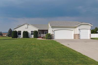 Post Falls Single Family Home For Sale: 2869 N Howell Rd