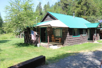 Fernwood Single Family Home For Sale: 934 Finn Creek Rd