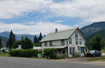 Clark Fork Single Family Home For Sale: 104 Stephen