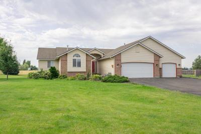 Post Falls Single Family Home For Sale: 9998 W Gallop Ln