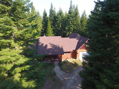 Bonners Ferry Single Family Home For Sale: 165 Quail