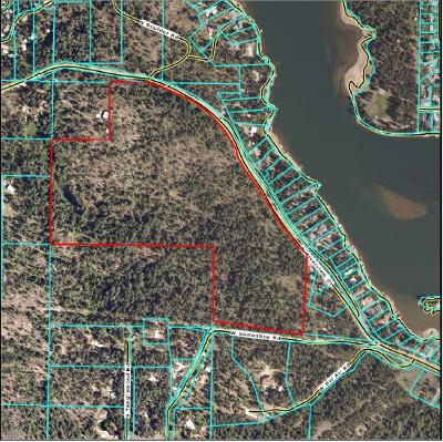 Post Falls Residential Lots & Land For Sale: 52.6 acres Riverview Dr
