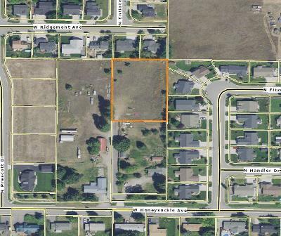 Hayden Residential Lots & Land For Sale: 1875 W Honeysuckle Ave
