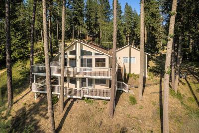 Harrison Single Family Home For Sale: 14870 E Sunset Shores Cir