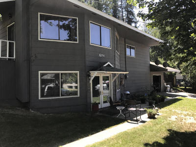 Bonners Ferry Multi Family Home For Sale: 6711 Cody Street