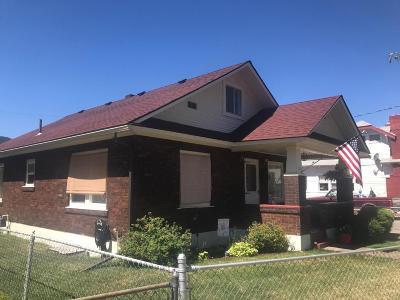 Kellogg Single Family Home For Sale: 21 W Mullan Avenue