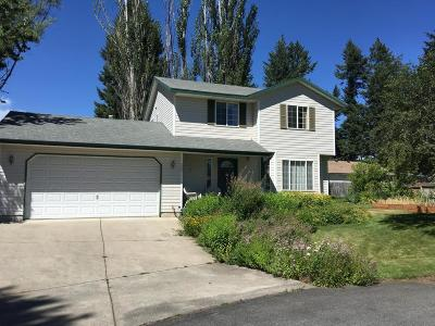 Hayden Single Family Home For Sale: 881 W Cheyenne Ave