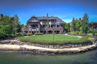 Coeur D'alene Single Family Home For Sale: 4761 W Mill River Ct