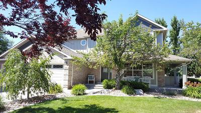 Coeur D'alene, Dalton Gardens Single Family Home For Sale: 5811 N Harcourt Dr