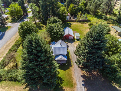 Rathdrum Single Family Home For Sale: 15539 N Latah St