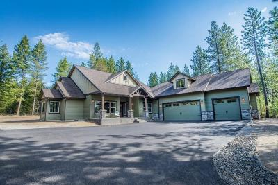 Rathdrum Single Family Home For Sale: L1B2 Abeja Rd