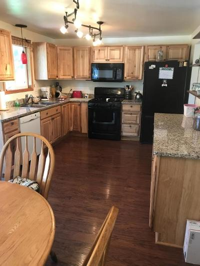 Hauser Lake, Post Falls Single Family Home For Sale: 105 S Bentley Pl