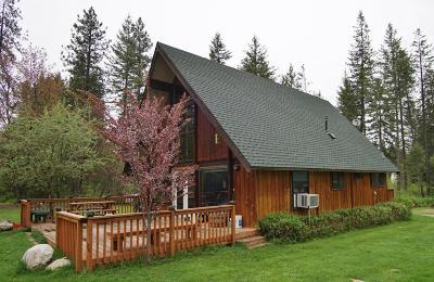 Hayden, Hayden Lake Single Family Home For Sale: 2620 E Grand Tour Dr