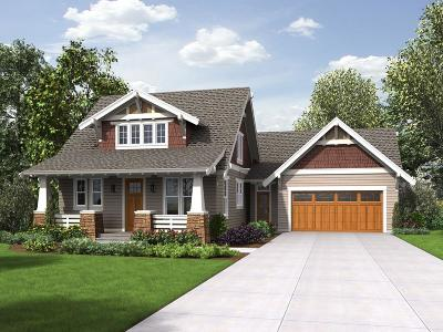 Sandpoint Single Family Home For Sale: Lot 7 Nicholas Way
