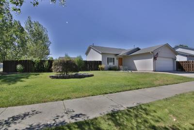 Hauser Lake, Post Falls Single Family Home For Sale: 1030 N Townsend Loop