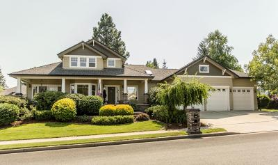 Post Falls Single Family Home For Sale: 5160 E Inverness Dr