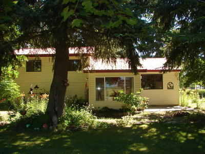 Bonners Ferry Single Family Home For Sale: 391 Day Break Rd