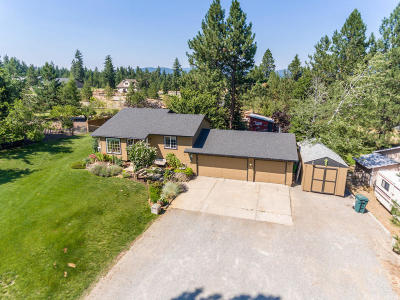 Post Falls Single Family Home For Sale: 17783 W Rice Ave