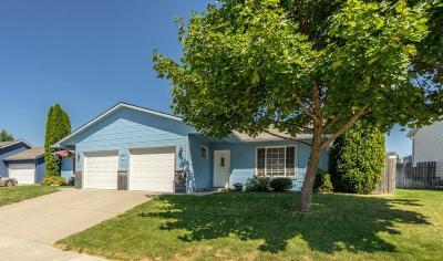 Rathdrum Multi Family Home For Sale: 8085 W Colorado St