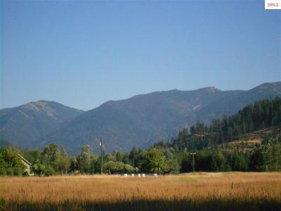 Clark Fork Residential Lots & Land For Sale: NNA River Road
