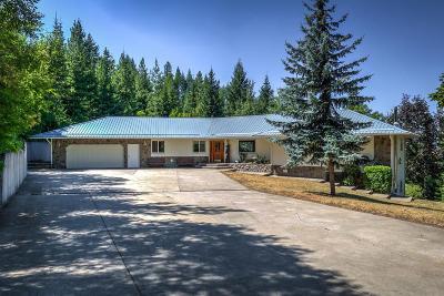 Hayden, Hayden Lake Single Family Home For Sale: 23819 N Derting Rd