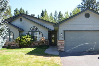 Rathdrum Single Family Home For Sale: 5276 W Broken Tee Rd