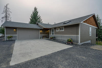 Coeur D'alene, Dalton Gardens Single Family Home For Sale: 1741 S Agate Rd