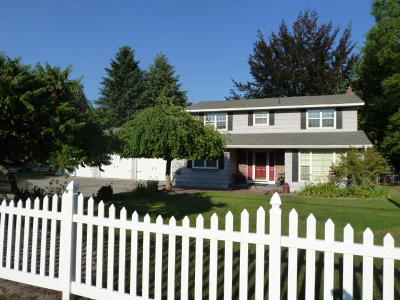 Coeur D'alene, Dalton Gardens Single Family Home For Sale: 3812 N Moccasin Rd