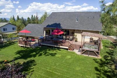 Coeur D'alene, Dalton Gardens Single Family Home For Sale: 2328 E Grandview Dr