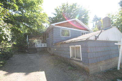 St. Maries ID Single Family Home For Sale: $51,900