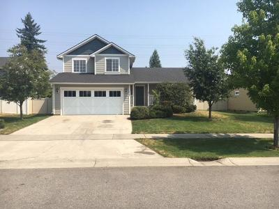 Rathdrum Single Family Home For Sale: 6549 W Soldier Creek Ave