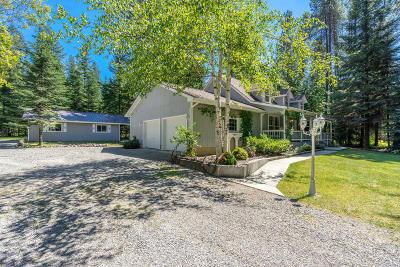 Hayden, Hayden Lake Single Family Home For Sale: 12966 N Sherwood Ct