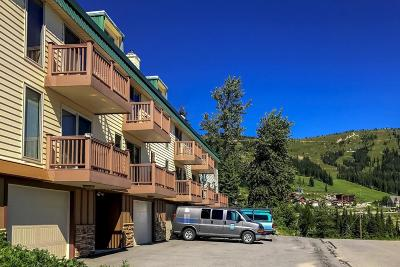 Sandpoint Condo/Townhouse For Sale: 380 Parallel Run #4
