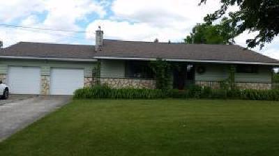 Hayden, Hayden Lake Single Family Home For Sale: 385 E Miles Ave