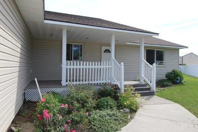 Rathdrum Single Family Home For Sale: 8641 W David St