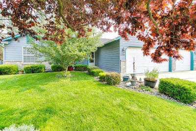 Rathdrum Single Family Home For Sale: 6765 W Darby Ct