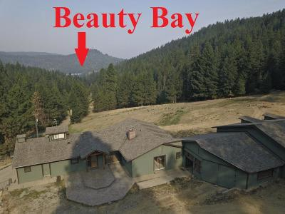 Coeur D'alene, Dalton Gardens Single Family Home For Sale: 8896 E Beauty Bay Dr