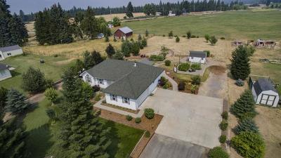 Bonners Ferry Single Family Home For Sale: 135 Echo Dr